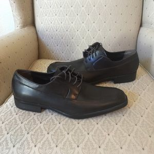 Calvin Klein Elroy Leather Oxford Shoes
